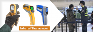 Infrared Thermometer - 4S Trading