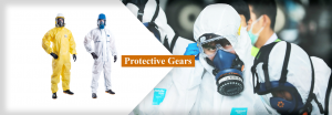 Protective Gears - 4S Trading