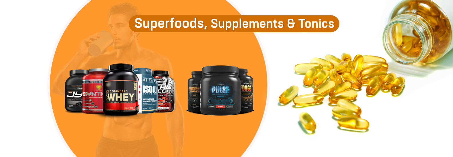 Superfoods, Supplements & Tonic