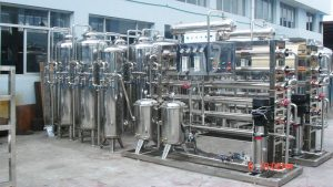 Water Treatment and Purification Equipment